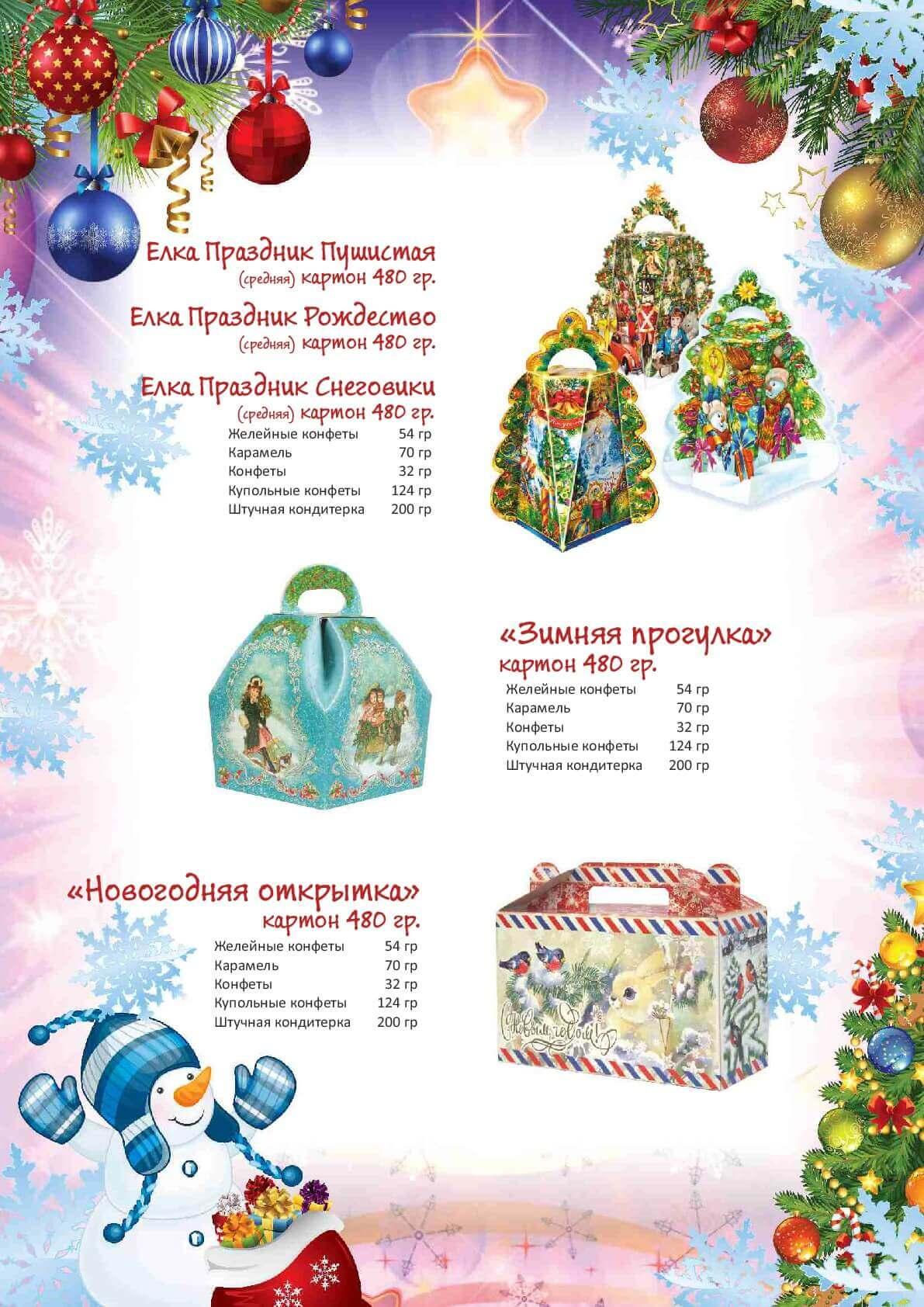 Новогодние подарки 2019, стр 3