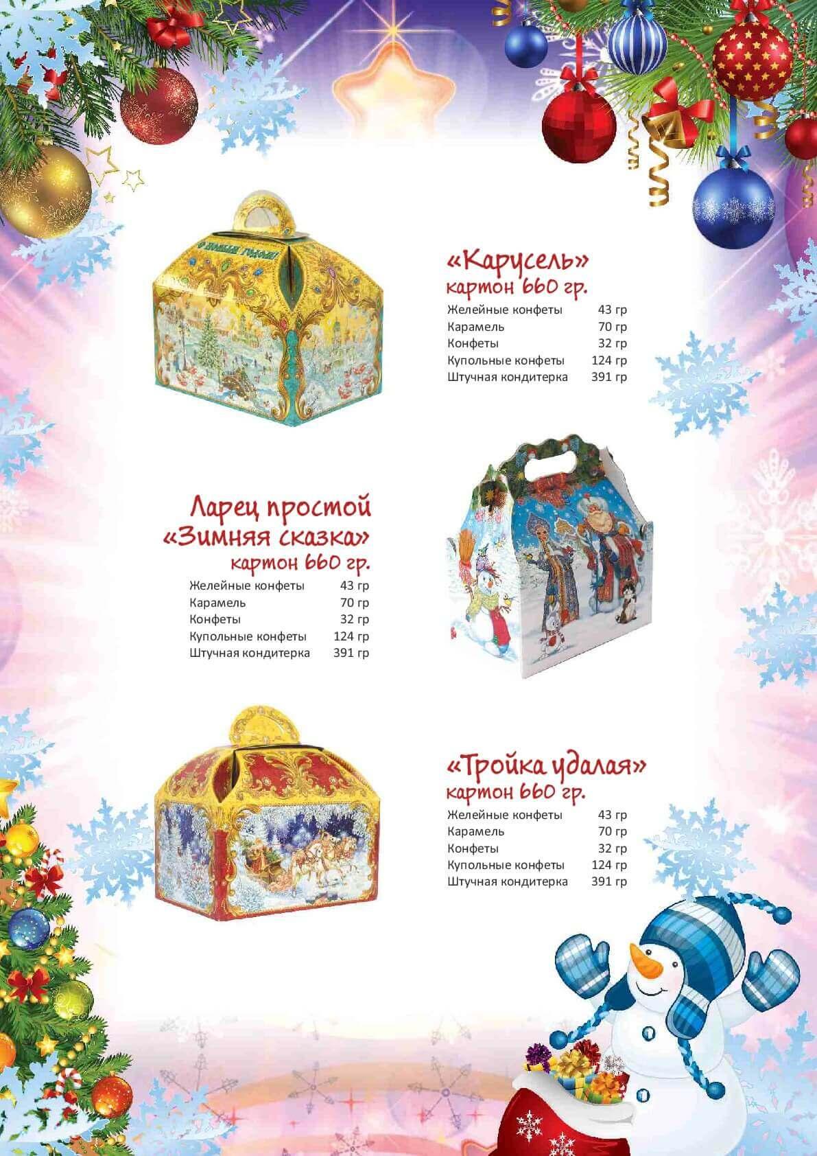 Новогодние подарки 2019, стр 6